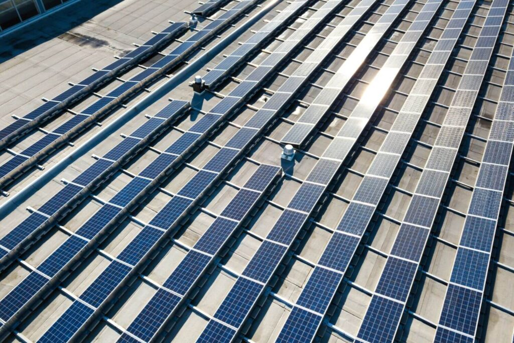 Commercial Solar Panels Melbourne